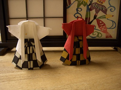 ハート 折り紙 折り紙 はかま : blog.masutake.com