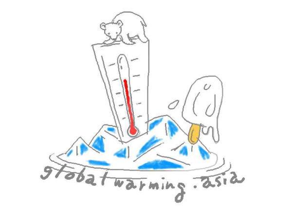 newsart 「国際極年」、世界中の研究者が温暖化の影響を調査中・「.asia」トップドメイン承認