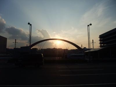 羽田空港第2ターミナルより