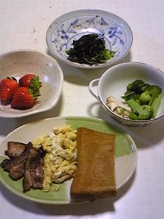 2-27(火)朝食