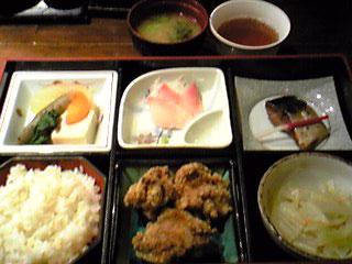 2-23(金)昼食