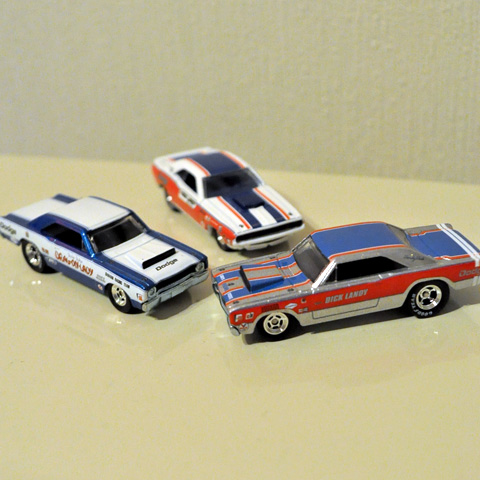 Hot Wheels Vintage Racing