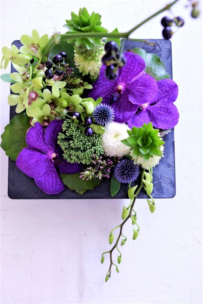 名古屋の花教室