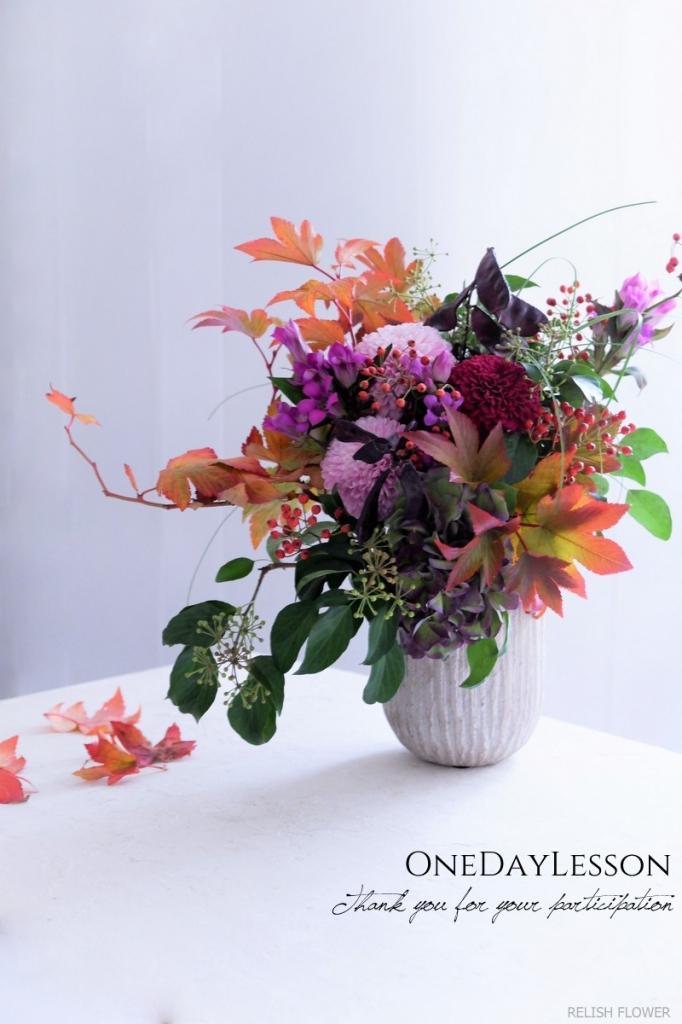 名古屋市のフラワーアレンジメントや花束