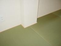 無垢の畳表目積織り縁無し畳�