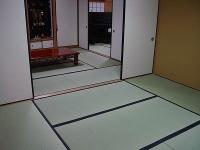 3間つづきの和室