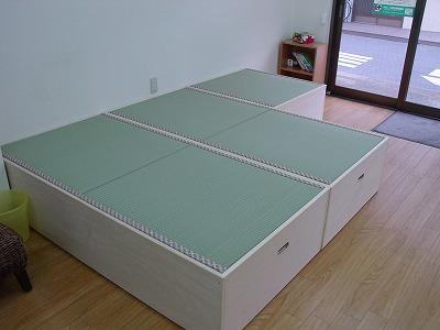 収納スペース付き畳家具�