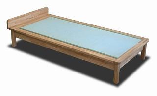健康ひのき畳を使用した畳ベッド