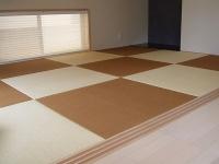 りゅうきゅう畳タイプ アジアンフロアー�