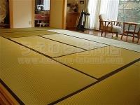 ナナメ〜な畳の表替え?の施工例。�