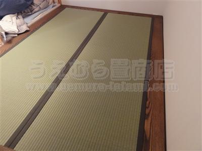 『畳ベッドのの害虫駆除には加熱乾燥処理が最適です!(タバコシバンムシ・チャタテムシ)』オーダー畳ベッド展示中のうえむら畳商店?