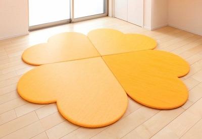 """【新商品】その名は""""たたみっふる""""畳ライフの新しいカタチ…。〜今までに無いカラー・デザインの組み合わせ自由な琉球置き畳〜ショールームのある大阪の畳屋さんうえむら畳商店?"""
