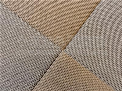 『キズ・熱・水・紫外線に強い!滑りにくく温かい畳!洋間から畳へ変更が今流!ローズフロアー縁無し琉球畳施工例』いまどきの畳屋さんうえむら畳商店?
