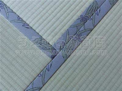 ペットの臭いや汚れにも拭き取れる新素材畳へり付き畳施工例。(四条畷市)ペット用畳うえむら畳4