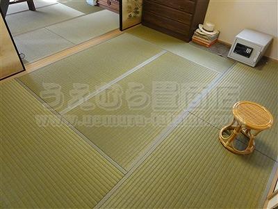 〜にっぽんの無添加極太天然い草の誘惑〜 きなり畳のうえむら畳商店8