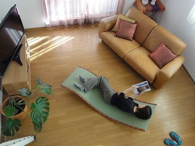 〜ネコロリン(ねころりん)リラックス形状記憶ベッド〜カスタムオーダーネコロリン発売元うえむら畳商店4