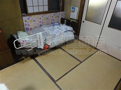 自宅介護にも うえむら畳のやわらかあんしん介護養護畳。(大阪市城東区)大東市の畳屋さんうえむら畳1