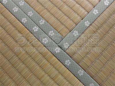 極太無添加い草のココチイイ、きなり畳シリーズ施工事例。(大東市)大阪府大東市のいまどきの畳屋さんうえむら畳2