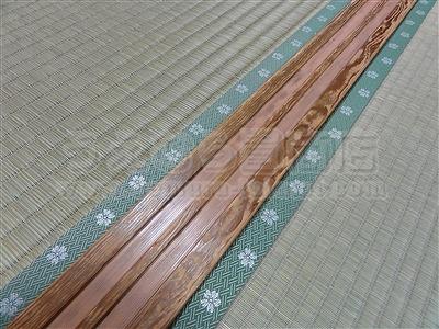 極太無添加い草のココチイイ、きなり畳シリーズ施工事例。(大東市)大阪府大東市のいまどきの畳屋さんうえむら畳8