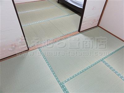 極太無添加い草のココチイイ、きなり畳シリーズ施工事例。(大東市)大阪府大東市のいまどきの畳屋さんうえむら畳11
