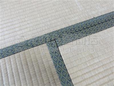 〇〇心地が違う・・・。きなり畳シリーズ・極太(GOKUBUTO)スタイルに模様替え・・・。大阪大東市家庭用国産畳専門店うえむら畳2