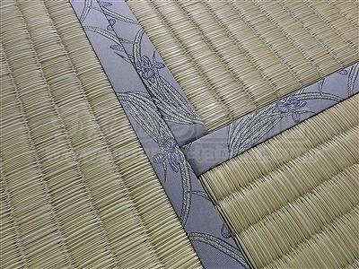 〇〇心地が違う・・・。きなり畳シリーズ・極太(GOKUBUTO)スタイルに模様替え・・・。大阪大東市家庭用国産畳専門店うえむら畳7