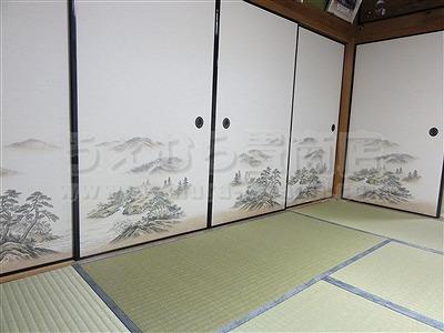 〇〇心地が違う・・・。きなり畳シリーズ・極太(GOKUBUTO)スタイルに模様替え・・・。大阪大東市家庭用国産畳専門店うえむら畳8