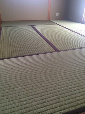 あたらしい生命に母なる想いを込めて・・・。(ひのき畳施工事例堺市)大阪府大東市のイマドキの畳屋さんうえむら畳2