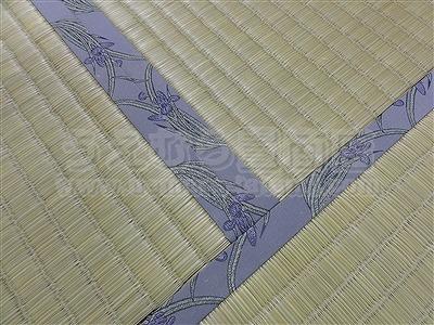 やっぱり極太い草がココチイイ・・・。(大東市)きなり畳シリーズGOKUBUTO(極太)施工事例家庭用国産畳専門店うえむら畳4