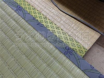 やっぱり極太い草がココチイイ・・・。(大東市)きなり畳シリーズGOKUBUTO(極太)施工事例家庭用国産畳専門店うえむら畳6