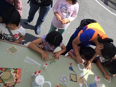 阪奈フェスタに参加させていただきました・・・。大阪府大東市家庭用国産畳専門店うえむら畳2