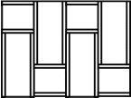 モダン乱敷き畳大阪家庭用国産畳専門店いまどきうえむら畳09