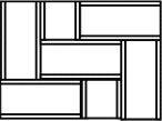 モダン乱敷き畳大阪家庭用国産畳専門店いまどきうえむら畳012