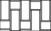 『モダン乱敷きとは?』カラー琉球畳・京美新新(きょうみしんしん)・たたみっふる・取扱いいまどきの畳屋さんうえむら畳商店1