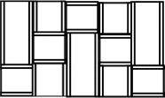 『モダン乱敷きとは?』カラー琉球畳・京美新新(きょうみしんしん)・たたみっふる・取扱いいまどきの畳屋さんうえむら畳商店2
