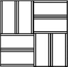 『モダン乱敷きとは?』カラー琉球畳・京美新新(きょうみしんしん)・たたみっふる・取扱いいまどきの畳屋さんうえむら畳商店20