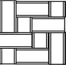 『モダン乱敷きとは?』カラー琉球畳・京美新新(きょうみしんしん)・たたみっふる・取扱いいまどきの畳屋さんうえむら畳商店24