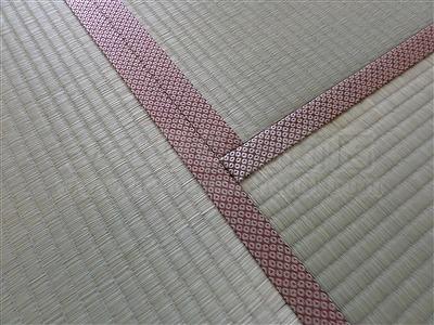 やっぱり国産畳で畳替えがココチイイ・・・。大阪大東市家庭用国産畳専門店うえむら畳4
