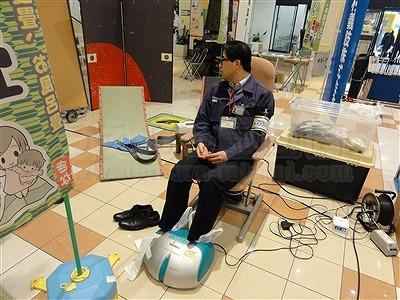 大阪の畳屋さん『だいとうの魅力発見展』に出店して参りましたッ!!大阪府大東市家庭用国産畳専門店いまどきの畳屋さんうえむら畳8