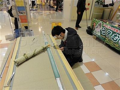 大阪の畳屋さん『だいとうの魅力発見展』に出店して参りましたッ!!大阪府大東市家庭用国産畳専門店いまどきの畳屋さんうえむら畳11