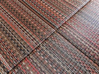 新色ッ!縁無し琉球畳アースカラーで床(フロアー)をもっと楽しく施工事例。大阪大東市イマドキの畳屋さん家庭用国産畳専門店うえむら畳5
