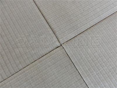 奈良県生駒市ペット対応用縁無しカラー琉球畳施工事例。大阪府大東市いまどきの畳屋さん家庭用国産畳専門店うえむら畳4