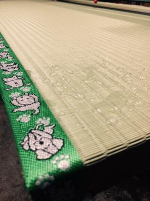 【ペット用畳】〜わんちゃんのオシッコのお悩みも解消・・・こたえ〜大阪畳縁無し琉球畳洗える畳介護衛生畳いまドキの畳屋さんうえむら畳1