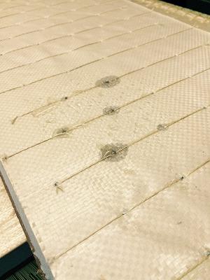 【ペット用畳】〜わんちゃんのオシッコのお悩みも解消・・・こたえ〜大阪畳縁無し琉球畳洗える畳介護衛生畳いまドキの畳屋さんうえむら畳4