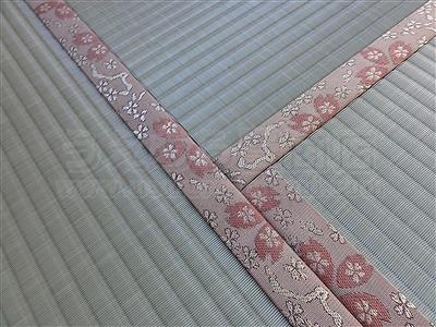 【わんにゃんペット用畳】うえむら畳ペット用畳で犬の粗相も防水畳で安心暮らし・・・。4