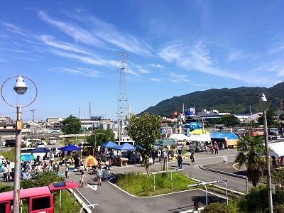 満員御礼ッ!第22回阪奈フェスタに参加させていただきました。大阪の今どきの畳屋さんうえむら畳8