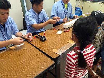 満員御礼ッ!第22回阪奈フェスタに参加させていただきました。大阪の今どきの畳屋さんうえむら畳11