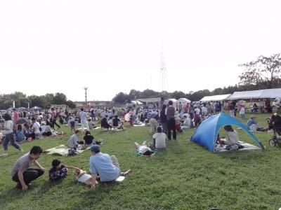 畳のい草リサイクルゴザで音楽祭を応援?大阪大東市のイマドキの畳屋さんうえむら畳06