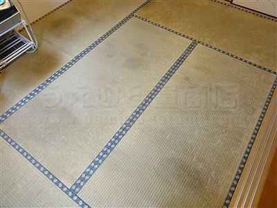 トイレ部屋状態もペット用対応畳に模様替えでネコも人も快適暮らし(大阪交野市)家庭用国産畳専門店いまどきの畳屋さんうえむら畳1