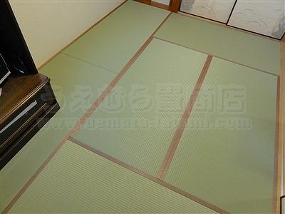 トイレ部屋状態もペット用対応畳に模様替えでネコも人も快適暮らし(大阪交野市)家庭用国産畳専門店いまどきの畳屋さんうえむら畳6